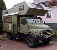 BETTER THAN A BED-SIT ... pictures of really cool mobile homes/campervans - Page 23