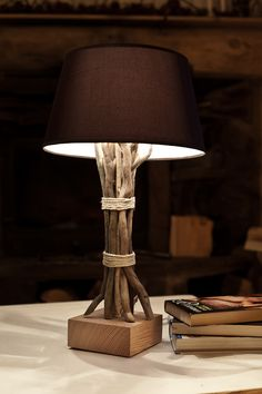 "http://teds-woodworking.digimkts.com/ wow I need to get some plans woodworking workbench branch lamp, from ""i love nature"""