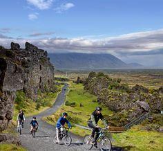#Islandia en #bici