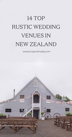 14 Top #Rustic #weddingvenues in #New Zealand | See more at: http://www.trulyandmadly.com/14-top-rustic-wedding-venues-in-new-zealand/