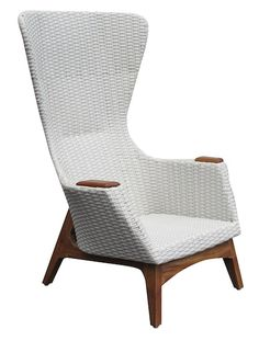 the harvey wing chair - neoteric luxury