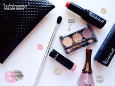 My @ipsy #glambag - these little things are worth celebrating about! #glambag #december #beauty