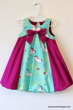 Sewing baby dress pattern fabrics ideas for 2019 Frocks For Girls, Little Dresses, Little Girl Dresses, Cute Baby Dresses, Girls Frock Design, Baby Dress Design, Baby Frocks Designs, Kids Frocks Design, Baby Dress Patterns