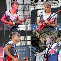 ONE OK ROCK Perform at Hersheypark Stadium on July 2, 2016 :@KirkNeidermyer  :https://m.facebook.com/KirkNeidermyerPhotography/photos/?tab=album&album_id=1776374772608455&_rdr _________________ #ONEOKROCK #taka #toru #ryota #tomoya #10969 #ワンオク