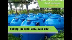 Bio Septic Tank Bandung | Harga Septic Tank Bio Murah | 0853-5252-0801