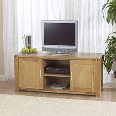 Verona Oak TV Unit