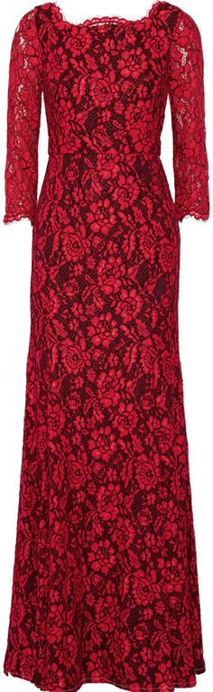Diane von Furstenberg Diane Von Furstenberg Zarita Lace Gown