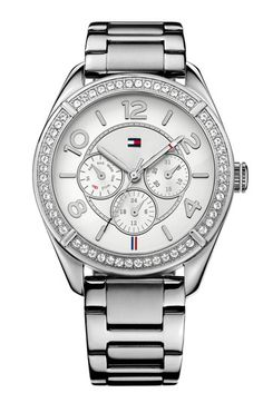 <3 Tommy Hilfiger watch. It's so pretty I want to die ♡♡♡