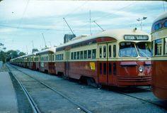 TTC  Toronto  PCC  Streetcars