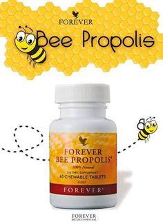 ΦΥΣΗ ΟΜΟΡΦΙΑ & ΥΓΕΙΑ ALOE VERA: Forever Bee Propolis FOREVER LIVING