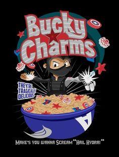 Bucky Charms