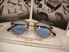 e76f1952e1c7 The latest addition to our museum of authentic vintage sunglasses.