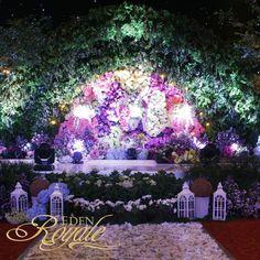 The wedding of Joyo - Lidya Decorated by Eden Decoration