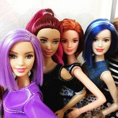 Ni un pelo normal... #barbie #barbiestyle #barbiedoll #barbiefashionistas #doll…