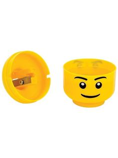 LEGO Minifigure Head Sharpener