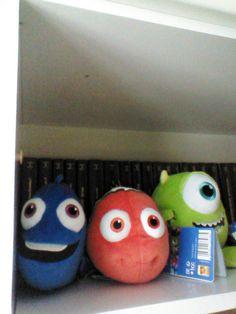 Disney Pixar Auchan 2016