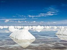 Salar Uyuni - Bolívia