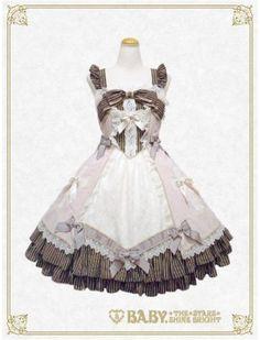 Replica~ Medicine Chest~ Sweet Lolita JSK Dress -4 Colors Available