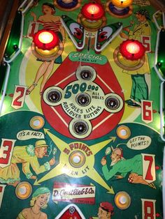 70 Best Vintage Pinball Coin Op And Arcade Images In 2017