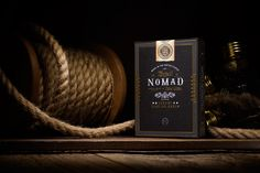 NoMad Playing Cards on Behance