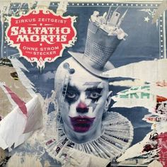 Saltatio Mortis - Zirkus Zeitgeist. Ohne Strom und Stecker 4/5 Sterne