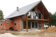 Projekt domu Otwarty 4 - fot 1