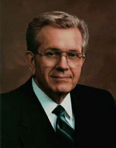 What #LDS Apostles Looked Like When They Were Called: Pres. Boyd K. Packer