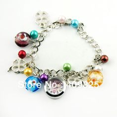 Anime Bead Bracelet