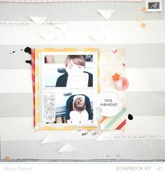 Marcy Penner » scrapbooking and everyday life.