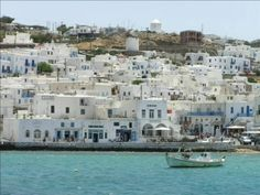 30 Places to Go Mykonos, Greece Mykonos Hotels, Mykonos Greece, The Places Youll Go, Cool Places To Visit, Imperial Hotel, Travel Info, Travel Guide, Stay The Night, Greek Islands