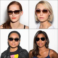New Bobbi Brown at Buena Vista Optical Eye Doctor, Do Men, Face Shapes, Bobbi Brown, Eyewear, Product Launch, Sunglasses, Eyes, Pretty