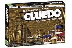 CLUEDO MADRID