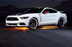 Ford Mustang Apollo Edition                                                                                                                                                      More