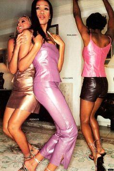 Destiny's Child -  STEPHANIE PFRIENDER PHOTOSHOOT 2000