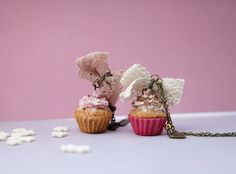 Miniature Food Jewellery Made By Greek Designer Ilianne