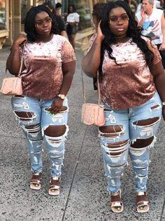 Plus Size Clothing In Fashion Thick Girls Outfits, Curvy Girl Outfits, Plus Size Birthday Outfits, Plus Size Outfits, Plus Size Fashionista, Looks Plus Size, Plus Size Fashion For Women, Curvy Women Fashion, Leggings Fashion