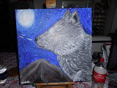 Artic fox in its summer coat