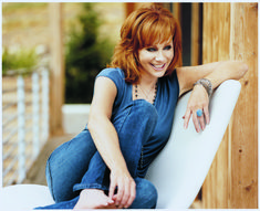 Reba McEntire is known well as an American country music singer. Description from thefemalecelebrity.com. I searched for this on bing.com/images