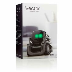 Vector Robot Voice Activated Independently Navigate Self Charge Alexa Built In Robots For Sale, Robot Voice, Advanced Robotics, Vector Robot, When You Come Home, Excited To See You, Smart Robot, Vector Can, Computer Vision