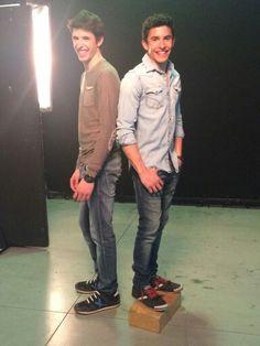 Marc y Alex Márquez XD GUAPOOOS!!!!!!!!!!