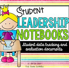 *This product has calendars for the 2016-2017 school year. It was updated on 6/23/16. Enjoy!*This bundle was designed for student Leadership Notebooks or Data Binders. However, feel free to use them however you'd like in your classroom. When purchasing this product you will have access to the following pages:-How To instructions for each document-14 different cover page options (K-6th) -The Leader in Me 7 Habits-Self Evaluation -Classroom Mission Statement-My Classroom Rules-Classroom Job…