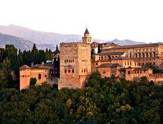 #Voyage #Espagne #Visite #Travel #Grenade #Alhambra