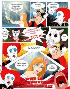 Comic-El diario de Giselle 95 por rebenke