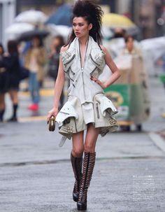 Tao Okamoto by Hans Feurer for Vogue Japan November 2013 7