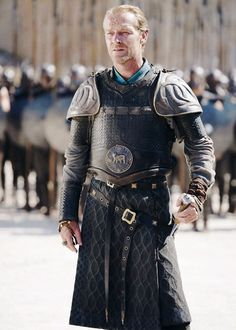 Game of Thrones. Jorah Mormont.
