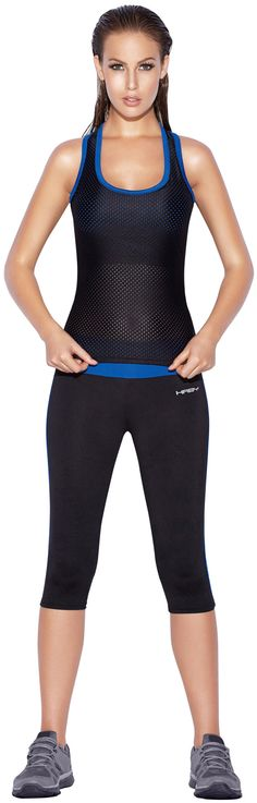 Haby Women's Sportswear Set Gym Outfit Double Layer Mesh Top Leggings Pants Blue: Small http://www.uksportsoutdoors.com/product/freddy-womens-d-i-w-o-curve-jacket/