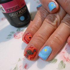 Aboriginal Nails