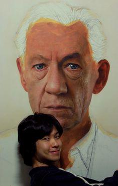 joongwon jeong artist hyperrealistic paintings