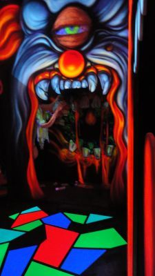 Clown Funhouse Entrance Google Search Halloween Carnival And