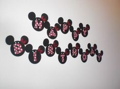 Minnie Mouse banner...just need to switch it to Mickey somehow